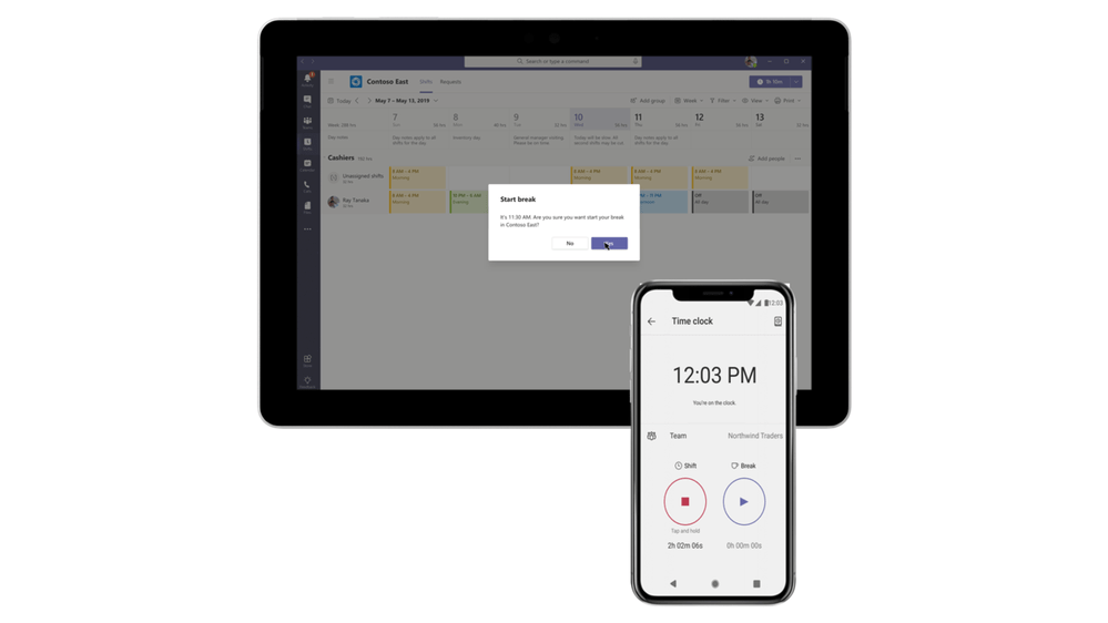 Now available: Time Clock APIs
