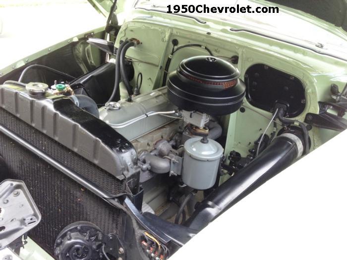 1950 Chevrolet Deluxe Styleline 2 Door Sedan For Sale By