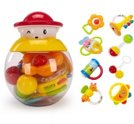 Infant Rattle Teething Baby Toys