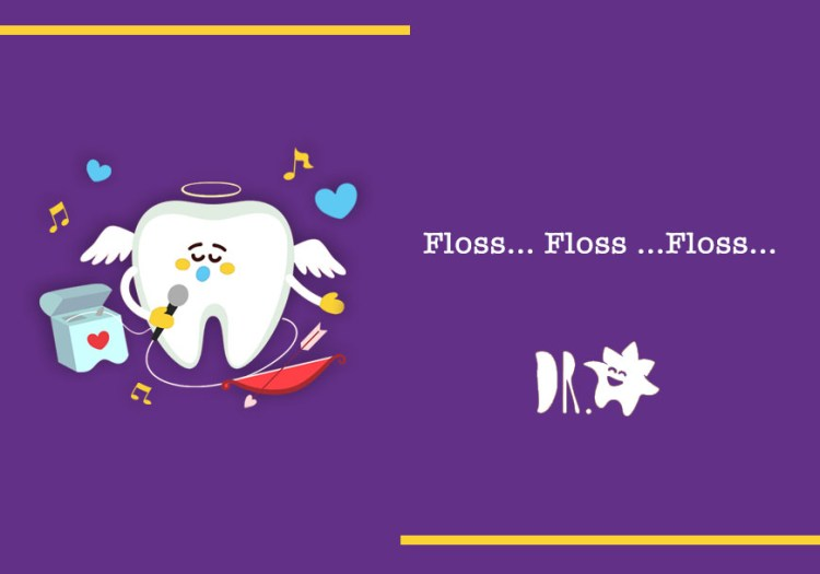 Why Should My Child floss? ‎All you need to know!