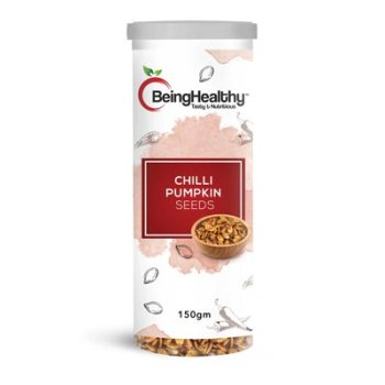 Being Healthy Chilli Pumpkin Seeds 175g