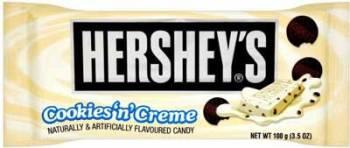 Hershey's Cookies n Creme 100gms 1