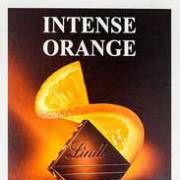 Lindt Excellence Orange Intense Chocolate 100 Grams