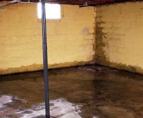 Why is my Basement Wet in the Summer?