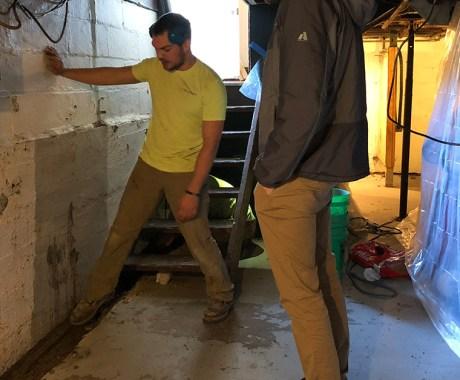 Here's What Basement Waterproofing Inspectors Look For