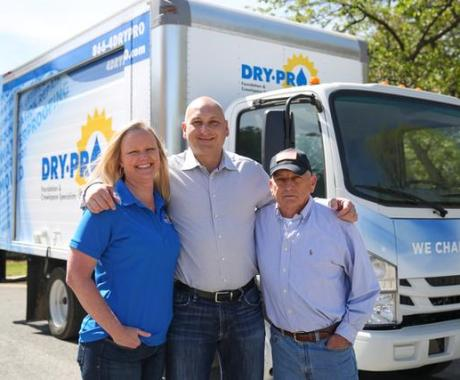 Dry Pro Honored as 2018 Family Business Awards Finalist
