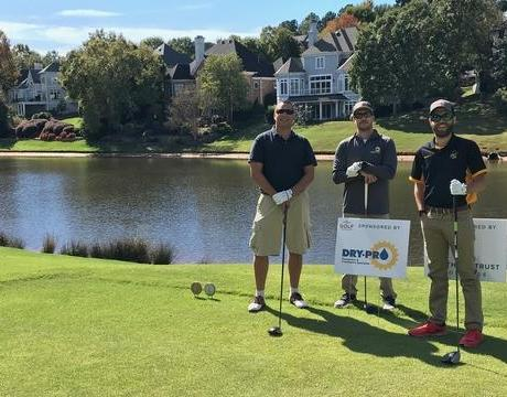 Dry Pro Sponsors 1st Annual KW Cares Golf Tournament