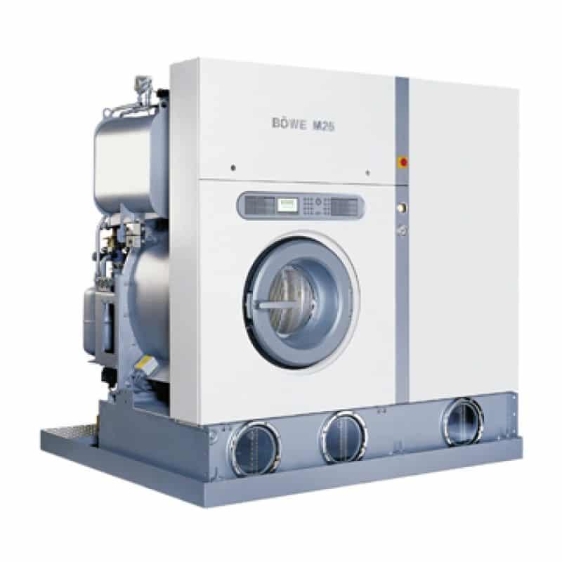 Böwe Mi240 Kuru Temizleme Makinesi