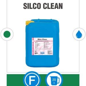 SILCO CLEAN GreenEarth Sistemi için Deterjan ve Kuvvetlendirici