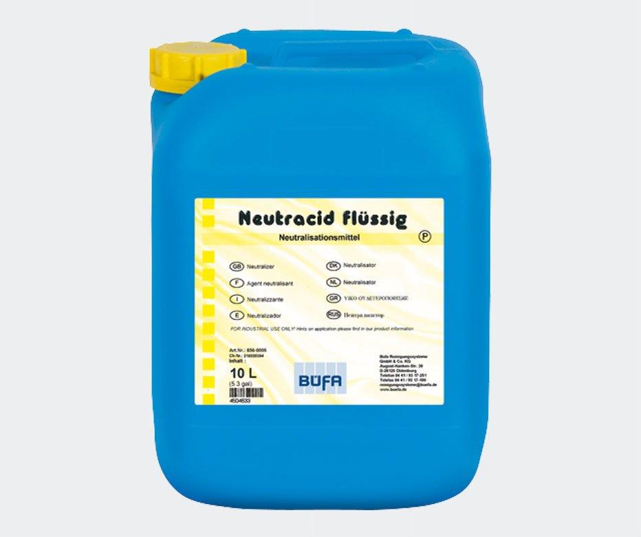 NEUTRACID FLUSSIG Perkloretilenli Sistem için Asit Giderici