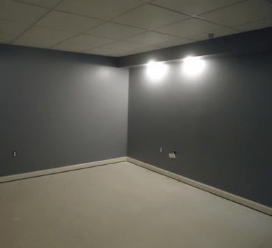 vancouver bc basement drywall texture repair