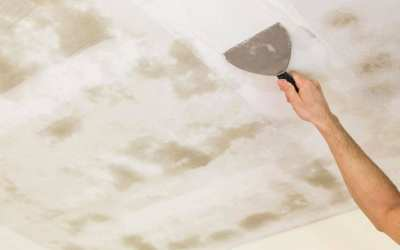 How to Remove Popcorn Ceiling Texture: Tricks of the Trade