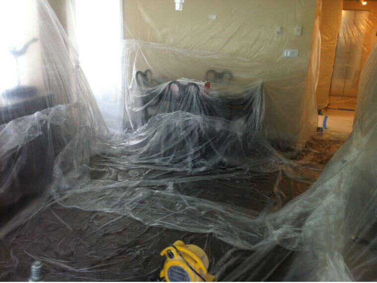 how to repair drywall corner