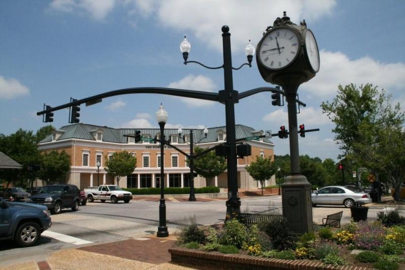 Downtown Cary, NC