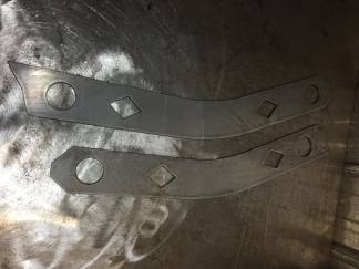 Frame Reinforcement Plates