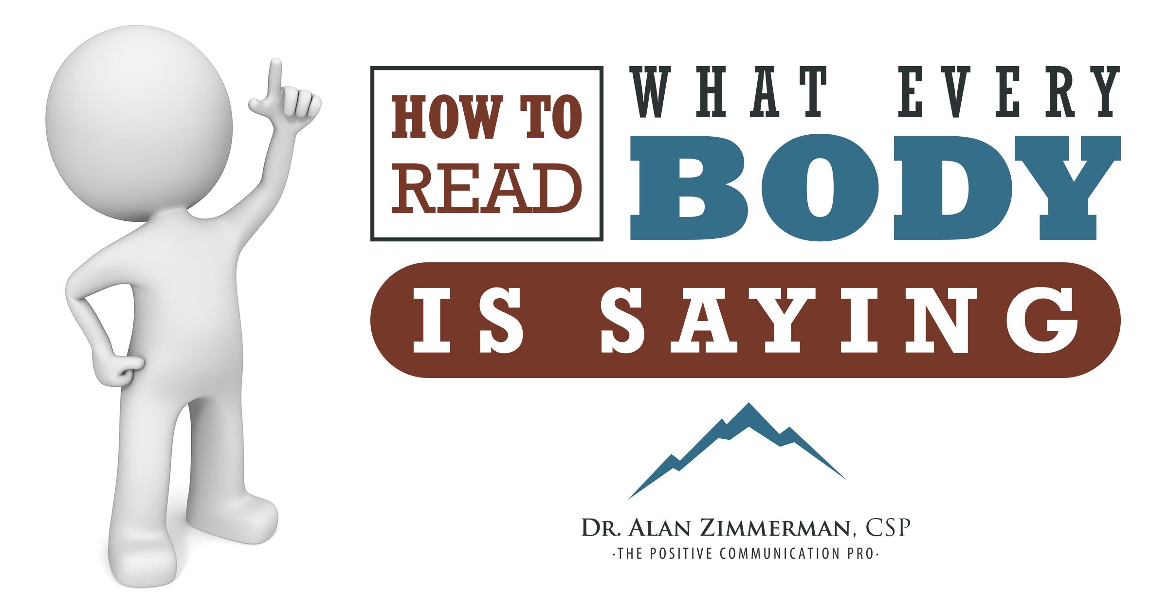Decoding Body Language