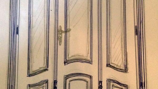 Drzwi na zamówienie – indywidualny projekt