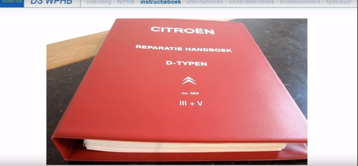 Online cursus Werkplaatshandboek