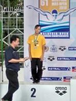 61st MILO/PRAM Malaysia Open Swimming Championship