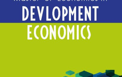 Master of Economics in Development Economics