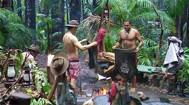 Der Regenwald - Alles durchnässt im Dschungelcamp