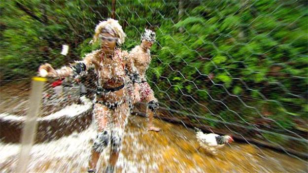Dschungelcamp Tag 15: Schatzsuche im Hühnerkäfig