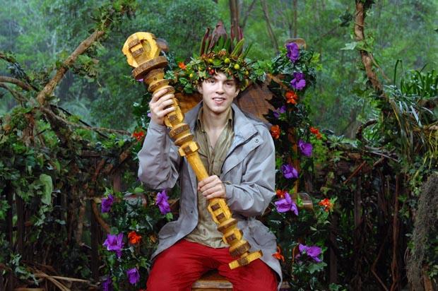 Dschungelkönig 2013 Joey Heindle