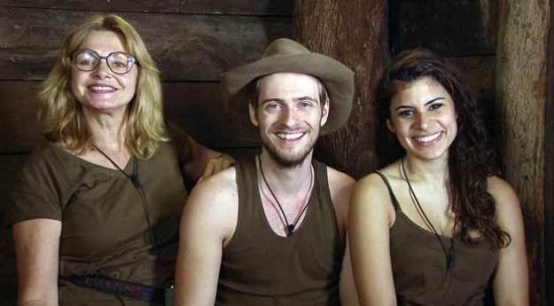Finalisten des RTL-Dschungelcamps 2015