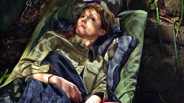 Verliebt in Hanka Rackwitz im Dschungelcamp