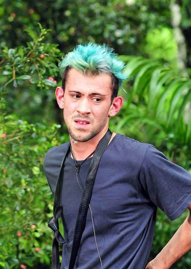 Daniele Leuchtschlot im Dschungelcamp