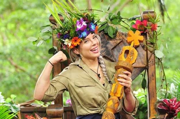 Jenny Frankhauser ist Dschungelkönigin 2018