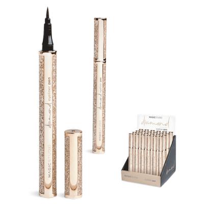*66012 Idc Magic Studio Diamond Eyeliner Pen Black 1ml