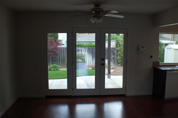 suisun remodel french doors
