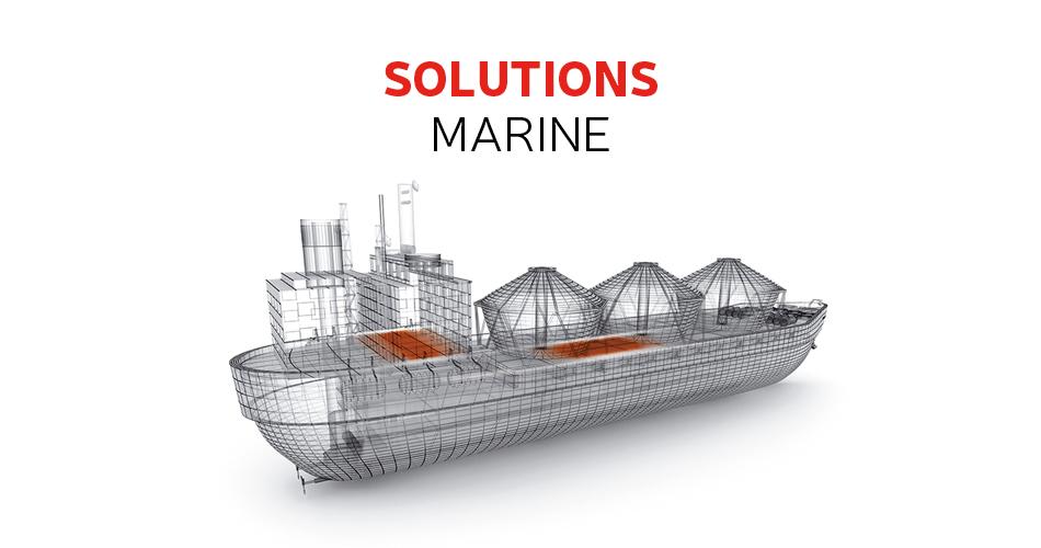 Solutions marine