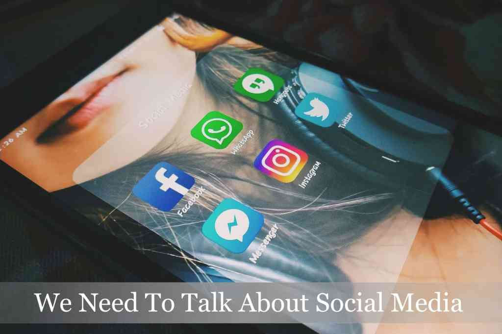 Talk About Social Media