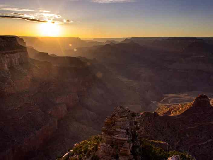 Above the Kaibab