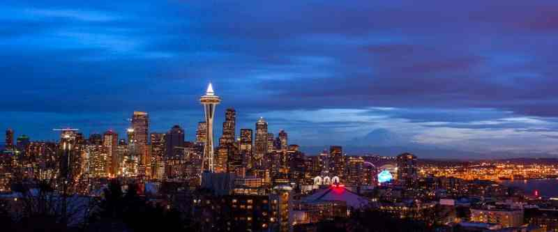 An Evening in Seattle