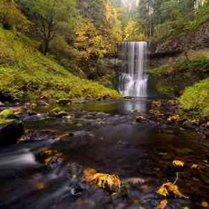 Autumn at Silver Falls