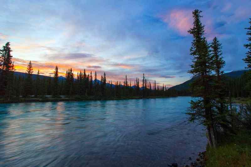 Bow River Sunrise