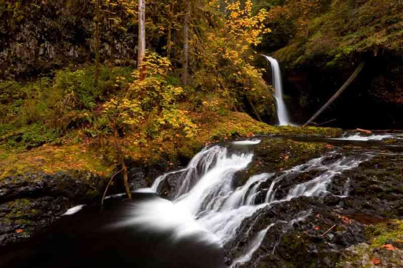 Butte Creek Falls