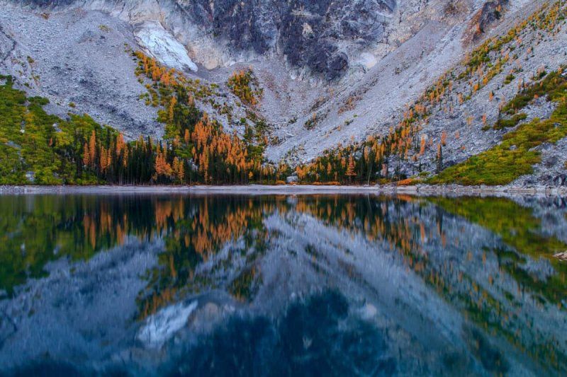 Colchuck Lake Larches
