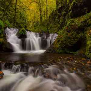 Emerald Falls Autumn