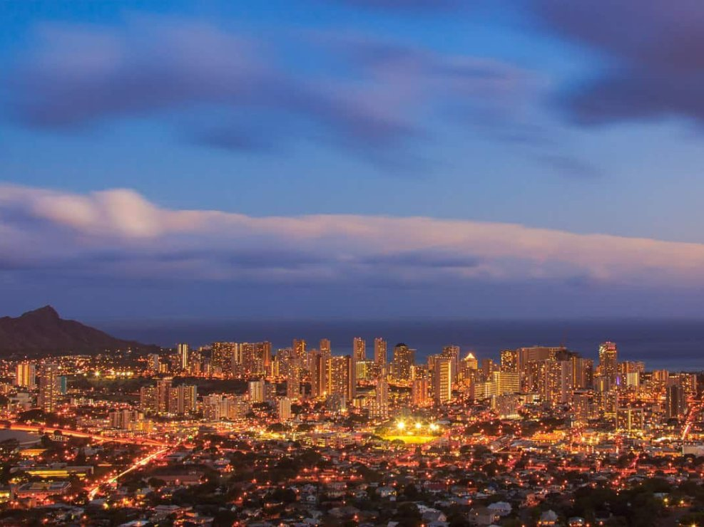 Honolulu Lights