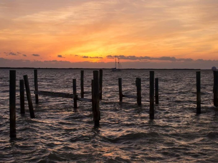 Key Largo Pilings