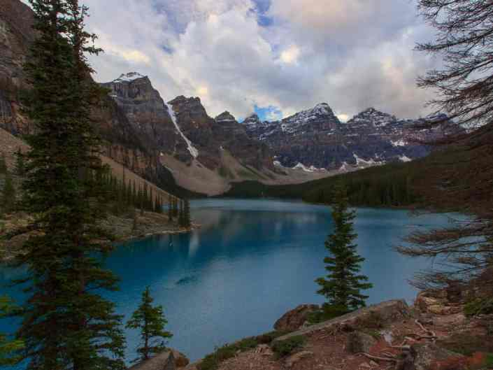 Lake Moraine View