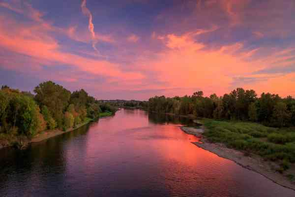 Willamette Sunset
