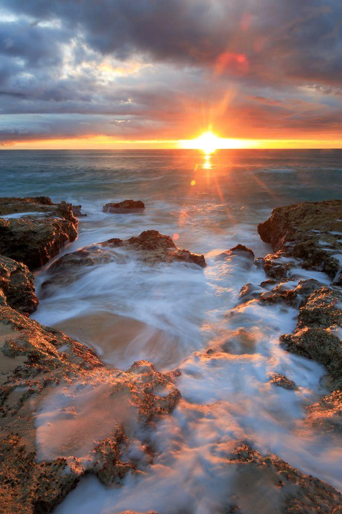 Lualualei Sunset