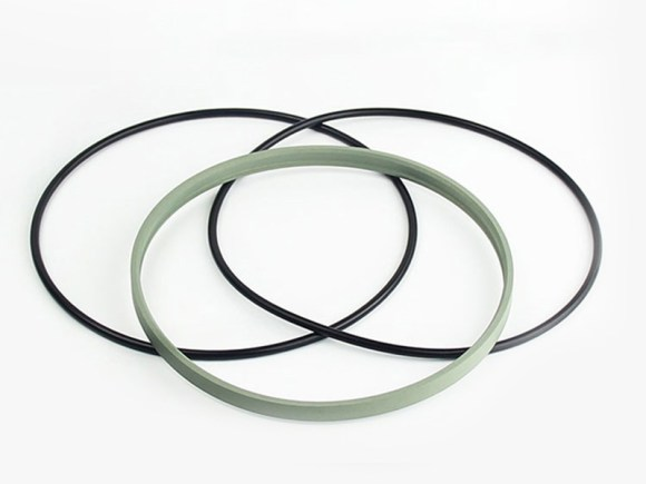 DPE - Hydraulic PTFE Double Wiper Dust Seals-06