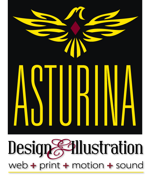 Asturina Design & Illustration