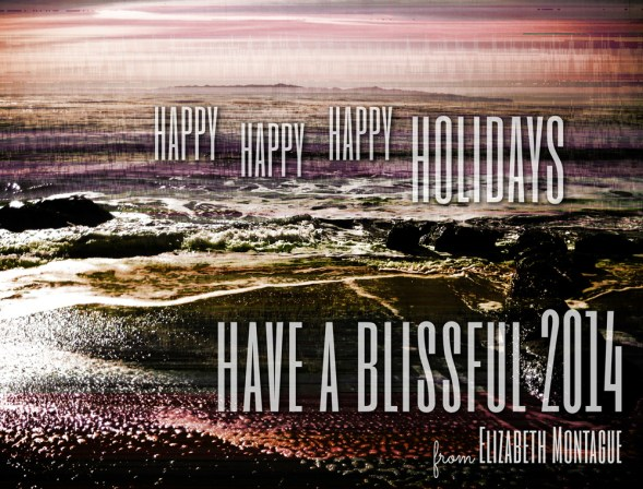 Have a blissful 2014
